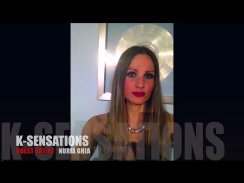 K-Sensations 045 with Nuria Ghia   Greeting