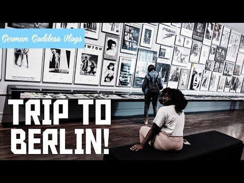 BERLIN VLOG. WEEKEND GETAWAY TO BERLIN!