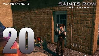 SAINTS ROW: THE THIRD   PLAYTROUGH   PS3   1080P HD ✔   EPISODE 20   NO COMMENTARY    