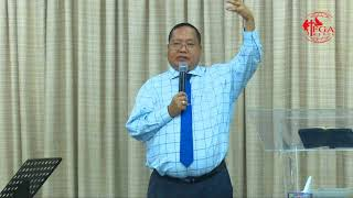 Rev. Dr. Dam Suan Mung on August 27,2017(M)