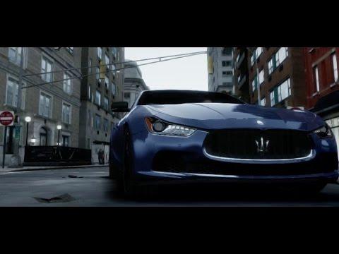 GTA IV LCPDFR Unmarked Maserati Police Car