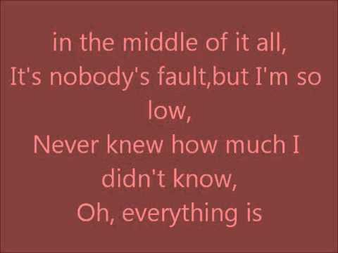Sara Bareilles - Uncharted (lyrics)