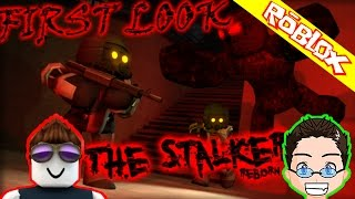 Roblox - The Stalker: Reborn - First Look