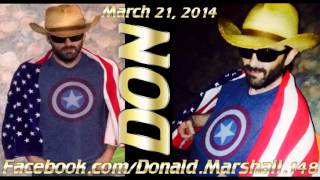 Donald Marshall Interview 2014 - Human Clones, Vril & MK Ultra Part 1/4