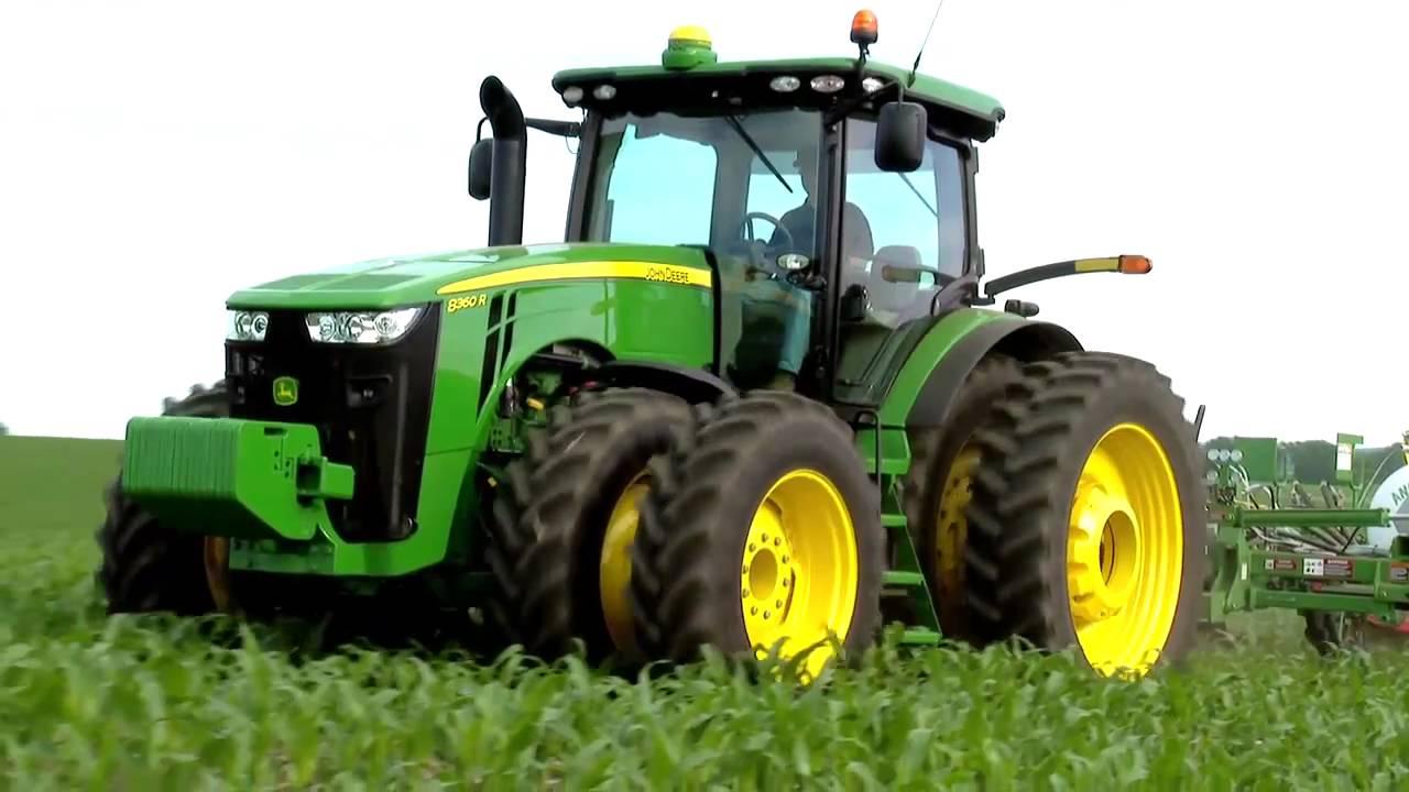 John Deere Tractor Shows : John deere r rt series tier tractor crossimp c