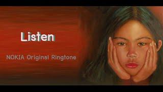 Listen - NOKIA Original Ringtone