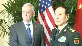 US, Chinese military chiefs agree to avoid damages over bilateral ties