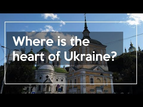 Why Kyiv Ukraine for digital nomads working tourist flag theory