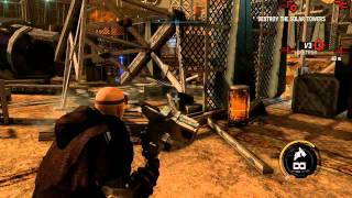 Red Faction Armageddon PART 1 German Gameplay PC HD