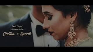 Chetan & Sonali Cinematic Wedding Teaser 4K