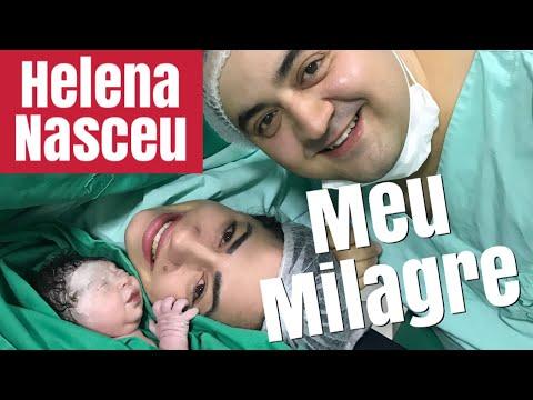 VLOG DO NASCIMENTO DA HELENA | PARTO CESÁREA EM CIMA DA HORA | Mundo de Mariana