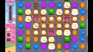Candy Crush Saga Level 1653 - NO BOOSTERS