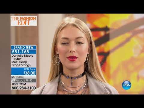 HSN | Danielle Nicole Fashion Jewelry and Handbags 08.17.2017 - 04 PM