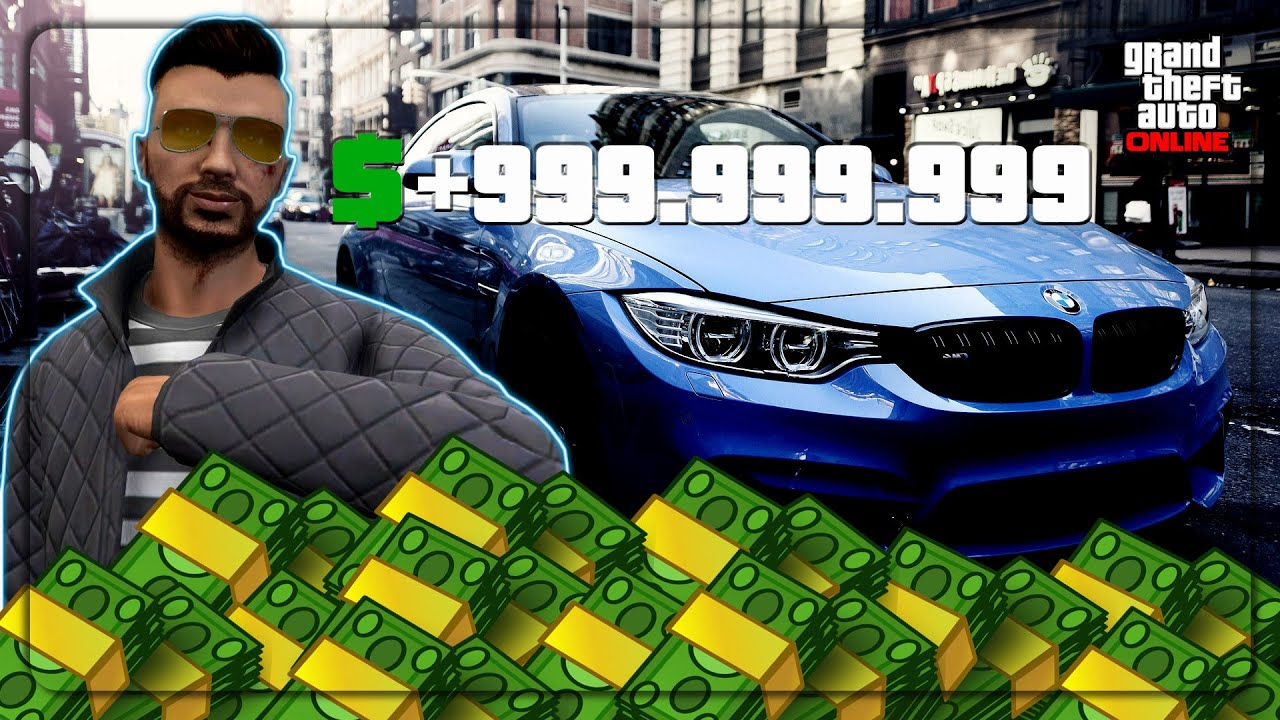 how to get unlimited money on gta 5 online pc