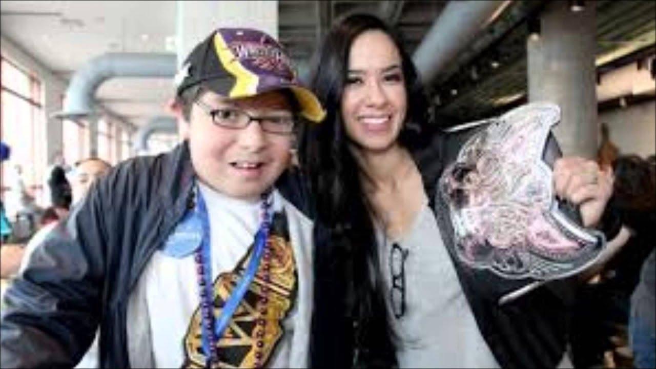 WWE Make A Wish Tribute-By WWE Divas&Superstars - YouTube