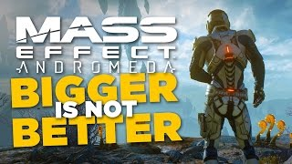 The Problem With Mass Effect: Andromeda &