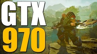 GTX 970: Savage Resurrection Gameplay 1080p Ultra Settings