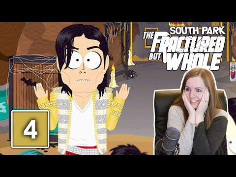 MICHAEL JACKSON!   South Park The Fractured But Whole From Dusk Till Casa Bonita Gameplay Part 4