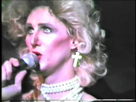 Madonna's Life - presented as a musical at the Pyramid Club in 1985