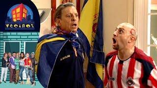 Vecinos, capítulo 13: América vs Chivas | Temporada 1 | Distrito Comedia