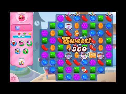 Candy Crush Saga - Level 2932 - No boosters ☆☆☆