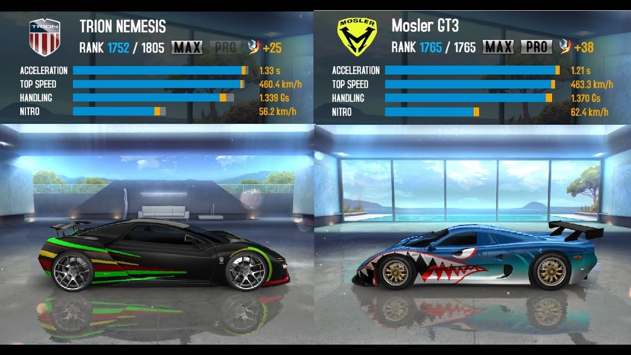 Asphalt 8 Airborne Trion Nemesis Vs Mosler Gt3 Youtube HD Wallpapers Download free images and photos [musssic.tk]