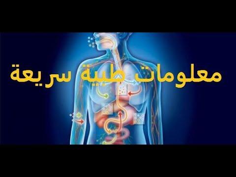 انوار الثقافة -معلومات طبية سريعة-