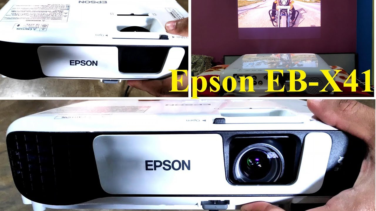 Image result for epson x41 images on projection