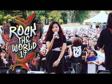 MADDTHELIN - ROCK THE WORLD 2017 #RTW17 #TTXRTW