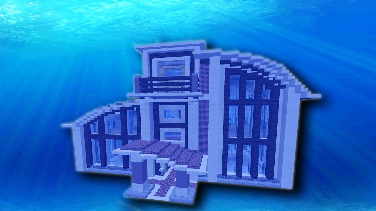 underwater minecraft base design! (episode 23) - youtube