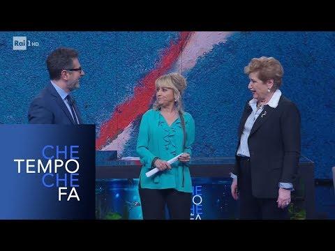 Luciana Littizzetto e il progetto segreto di Conte - Che tempo che fa 10/03/2019