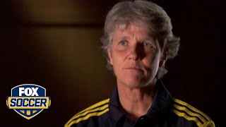 Pia Sundhage works to further women's soccer | FOX SOCCER