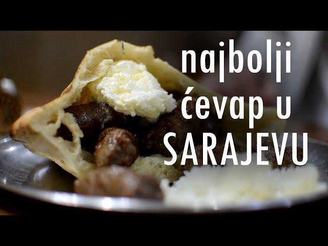 ĆEVABDŽINICA FERHATOVIĆ - SARAJEVSKI ĆEVAP