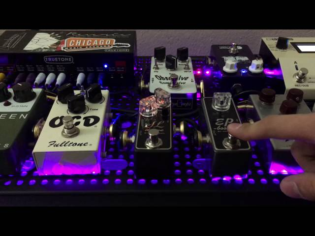 Xotic Effects SL Drive Review