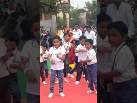 Era kids , gurukunj nagar, nagpur celebrate 26 jan2017 a cultural activity