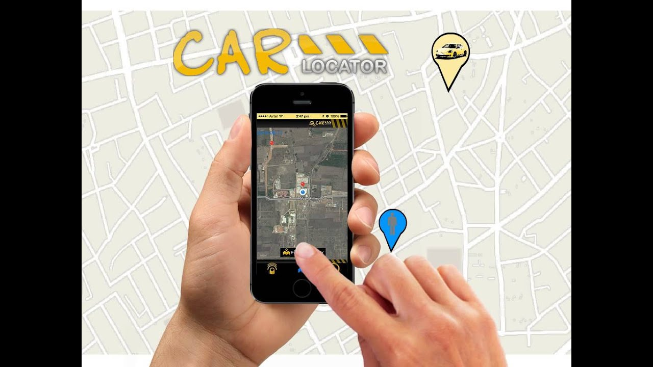 Best Car Locator App For Iphone Youtube