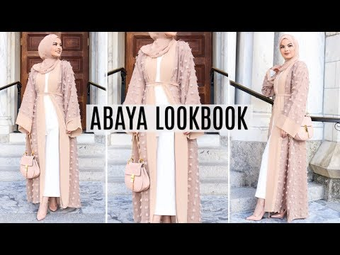 ABAYA LOOKBOOK ft. Niswa Fashion