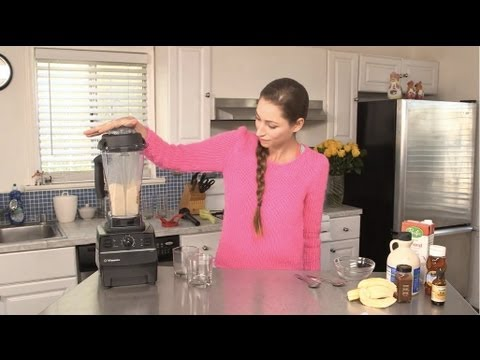 Healthy Eggnog Recipe | Tara Stiles Eats