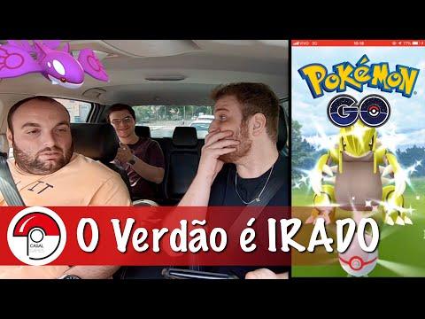 Groudon ou Kyogre Shiny? - Pokémon GO thumbnail