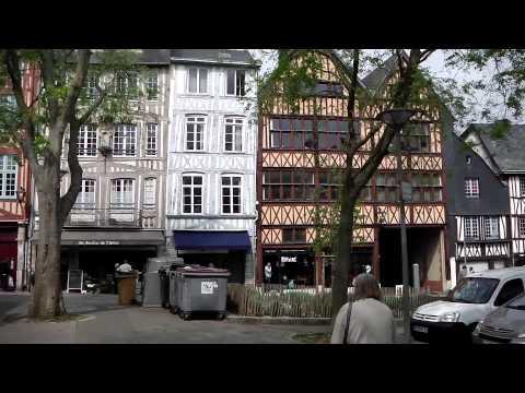 City Centre, Rouen, France