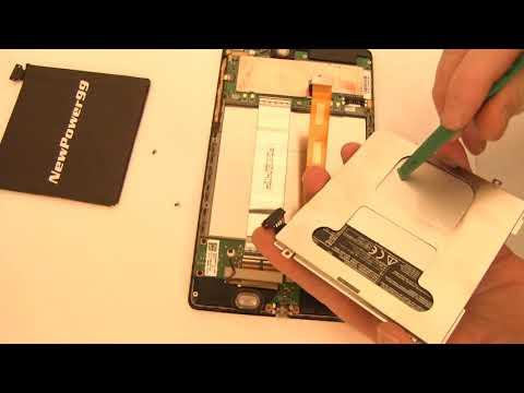 Asus Memo Pad 7 ME572C Battery Videos - Waoweo