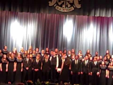 Fenwick High School Spring Choral Concert May 14, 2014