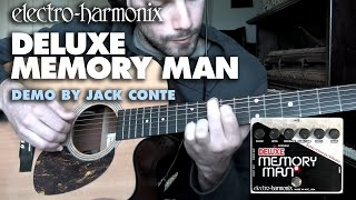 """History Repeats Itself"" - Deluxe Memory Man - Video by Jack Conte - Analog Delay/ Chorus/ Vibrato"