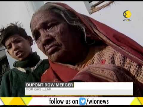 Dupont-Dow merger could impact compensation of Bhopal Gas Tragedy victims