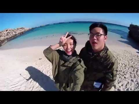 Perth Travel Vlog 2016