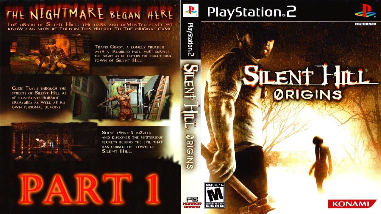 Silent Hill Origins Gameplay Walkthrough Part 1 Ps2 No