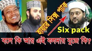 হায়রে সিক্স প্যাক   বলে কি আর এই বলদায় বুজে কি? Six Peak Mizanur Rahman Azhari.mp3