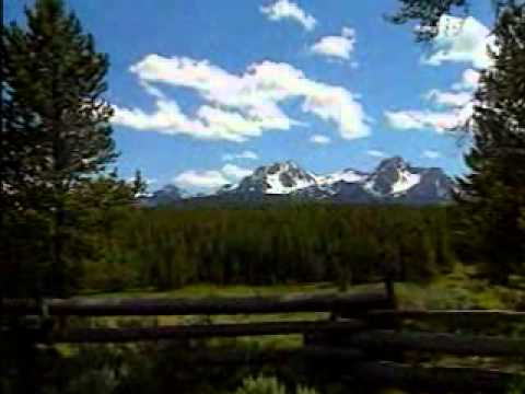 Idaho State travel destination