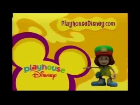 playhouse disney felix and the flying machine