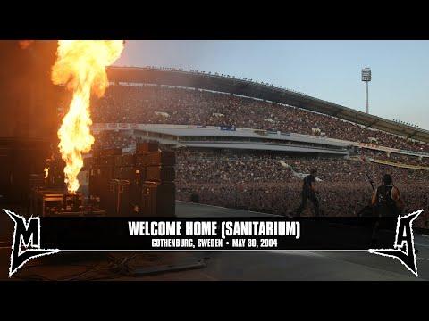 Metallica: Welcome Home (Sanitarium) (MetOnTour - Gothenburg, Sweden - 2004) Thumbnail image